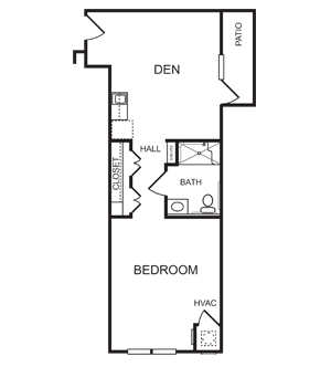 Senior Apartment