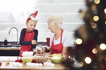 helping seniors over the holidays