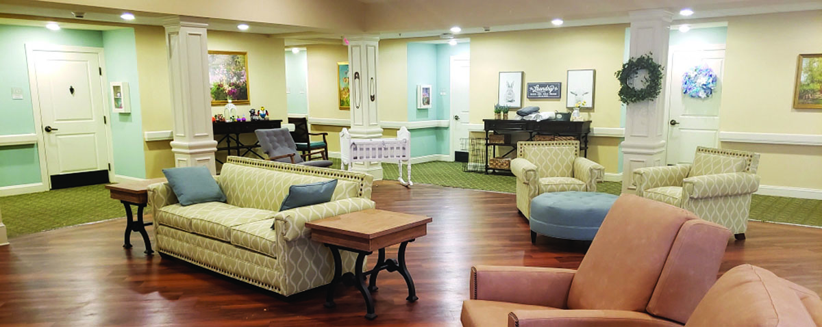 Bellaire at Stone Port Memory Care