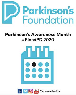 Parkinsons Awareness Month